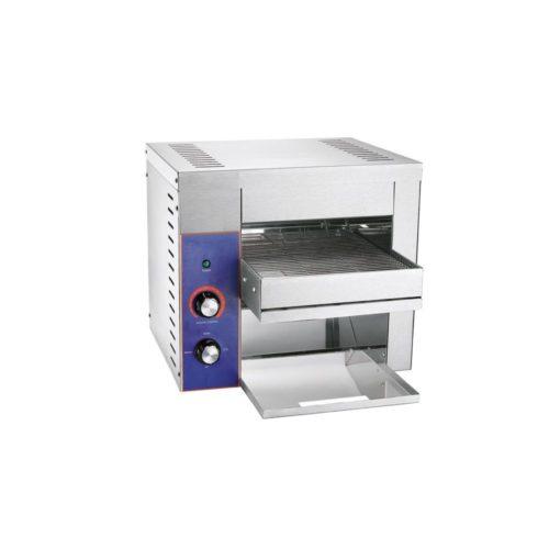 Durchlauf-Toaster, 410x570x500 mm, 1,94 kW, 230 V, 50 Hz, - GGG - Gastroworld-24