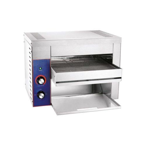 Durchlauf-Toaster, 510x570x500 mm, 2,64 kW, 230 V, 50 Hz, - GGG - Gastroworld-24