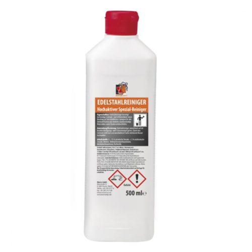 Edelstahlreiniger flüssig, 0,5 Liter - Virtus - Gastroworld-24