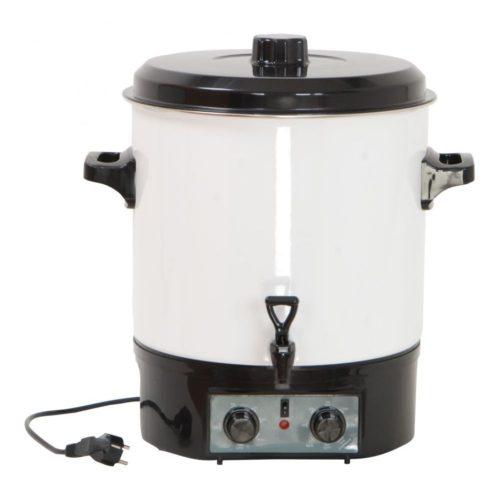 Einkochautomat/Glühweintopf, 450x350x480 mm, 1800 W, 230 V, - GGG - Gastroworld-24
