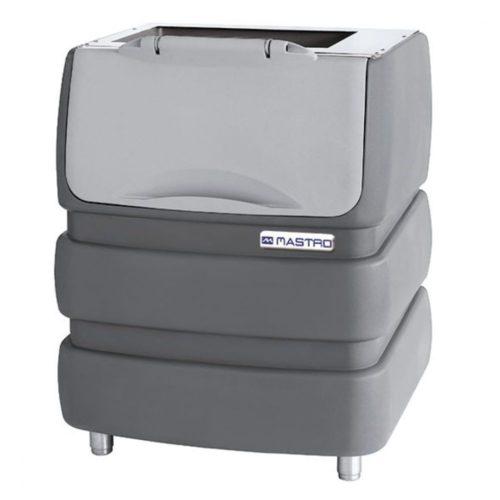 Eiswürfelbehälter für BAA0033, Kapazität 240 kg - Virtus - Gastroworld-24