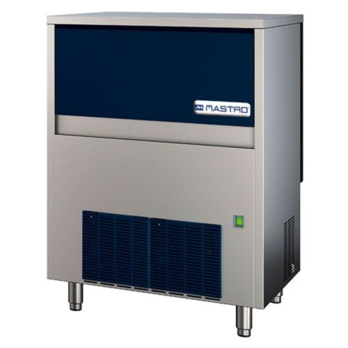 Eiswürfelbereiter, Luftkühlung, 130 kg/24 h - Virtus - Gastroworld-24