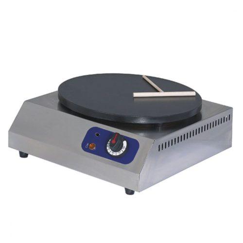 Elektro-Crêpegerät, 1x ø 400 mm - Virtus - Gastroworld-24