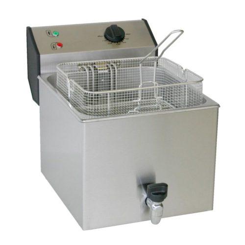 Elektro-Fritteuse 1x 12 Liter - Neumärker - Gastroworld-24