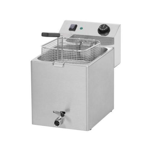 Elektro-Fritteuse 270 x 420 x 370 mm, 3 kW, 230 V / 50 Hz - GGG - Gastroworld-24