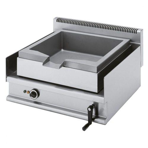Elektro-Kippbratpfanne, Tischmodell, 30 Liter - Virtus - Gastroworld-24