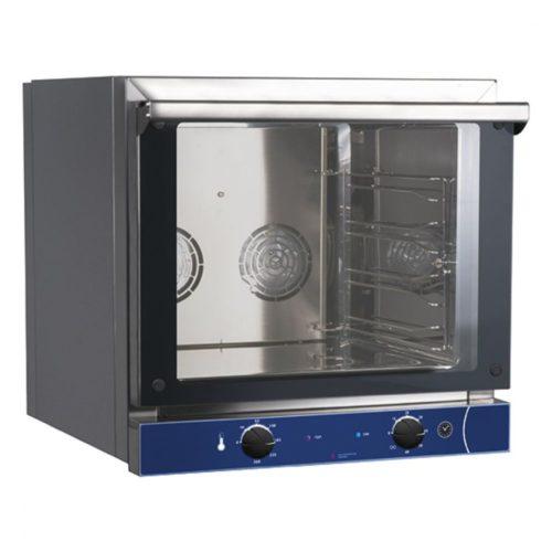 Elektro-Konvektionsofen, mechanische Bedienung, 4x 435x350 mm - Virtus - Gastroworld-24