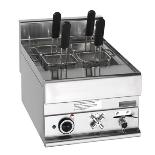 Elektro-Nudelkocher, Tischmodell, 20 Liter - Virtus - Gastroworld-24