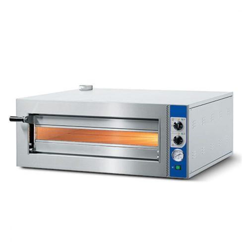 Elektro-Pizzaofen für 4 Pizzen ø 350 mm, mechanische Bedienung - Virtus - Gastroworld-24