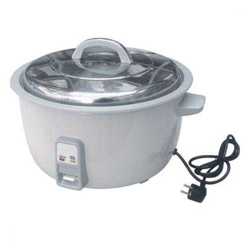 Elektro-Reiskocher, emailliert, 5 Liter - Virtus - Gastroworld-24