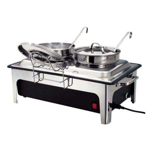 Elektro Suppenstation 2x 4 Liter - Neumärker - Gastroworld-24