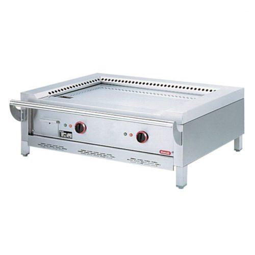 Elektro-Teppanyaki, Tischmodell, 2 Zonen - Virtus - Gastroworld-24