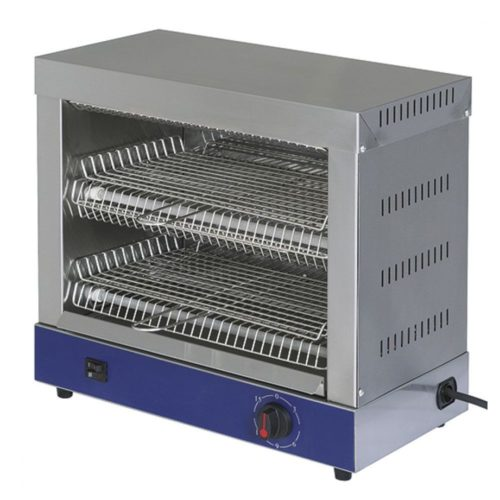 Elektro-Toaster, 2 Ebenen - Virtus - Gastroworld-24