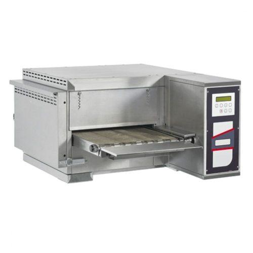 Elektro-Umlufttunnelofen, digital, max 145 Pizzen/h - Virtus - Gastroworld-24