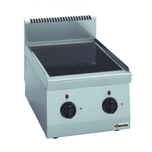 Elektroherd 600, 2 Felder, TG - Bartscher - Gastroworld-24