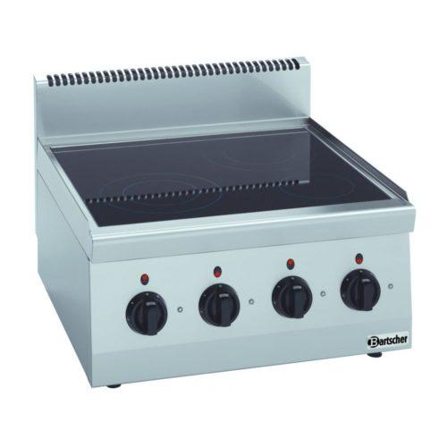 Elektroherd 600, 4 Felder, TG - Bartscher - Gastroworld-24