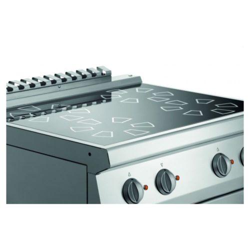 Elektroherd 700, 4 Felder, EBO - Bartscher - Gastroworld-24