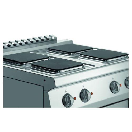 Elektroherd 700, B800, 4 Pl, EBO - Bartscher - Gastroworld-24