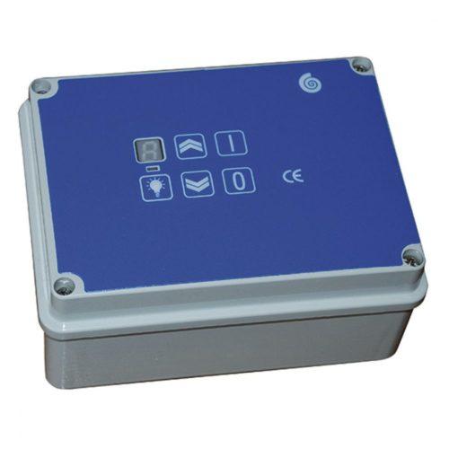 elektronischer digitaler Drehzahlregler, IP55 - Virtus - Gastroworld-24