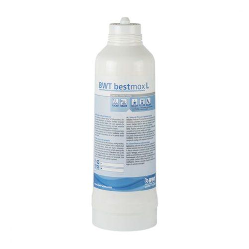 Enthärterpatrone Typ bestmax L Kapazität 3945-5200 Liter Betriebsdruck max 2-8 bar - Virtus - Gastroworld-24