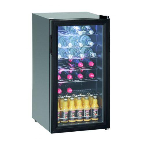 Flaschenkühlschrank 88L,28Fl - Bartscher - Gastroworld-24