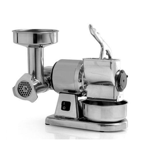 Fleischwolf und Käsereibe, Öffnung ø 60 mm, 20 kg/h | 30 kg/h - Virtus - Gastroworld-24