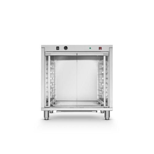 Gärschrank, 795x655x835mm, 2,4 kW, 230 V, 30-60°C, 43,6 kg, - GGG - Gastroworld-24