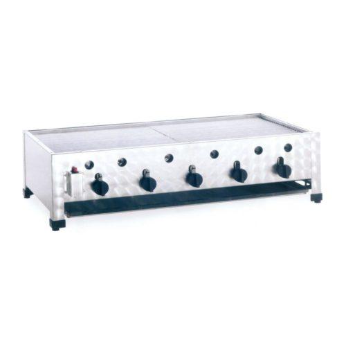 Gas-Kombibräter, Abmessungen: 980x530x280 mm, - GGG - Gastroworld-24