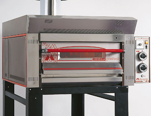 Gas Pizzaofen MG/6060 Backfläche 600x600mm - Produkt - Gastrowold-24 - Ihr Onlineshop für Gastronomiebedarf