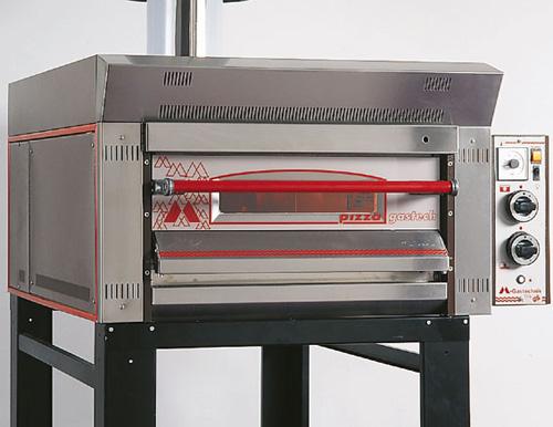 Gas Pizzaofen MG/9393 Backfläche 930x930mm - Produkt - Gastrowold-24 - Ihr Onlineshop für Gastronomiebedarf