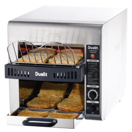 Gastronoble Dualit Conveyor Toaster doppelt - Produkt - Gastrowold-24 - Ihr Onlineshop für Gastronomiebedarf
