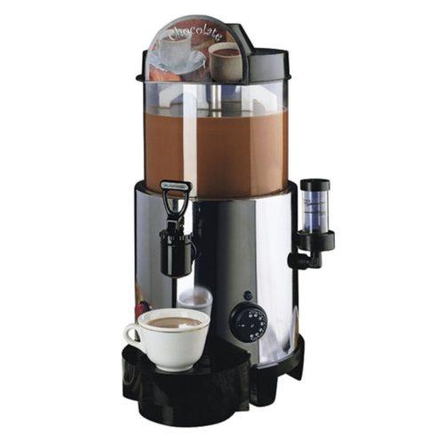 Getränkespender für heiße Schokolade, 5 Liter - Virtus - Gastroworld-24