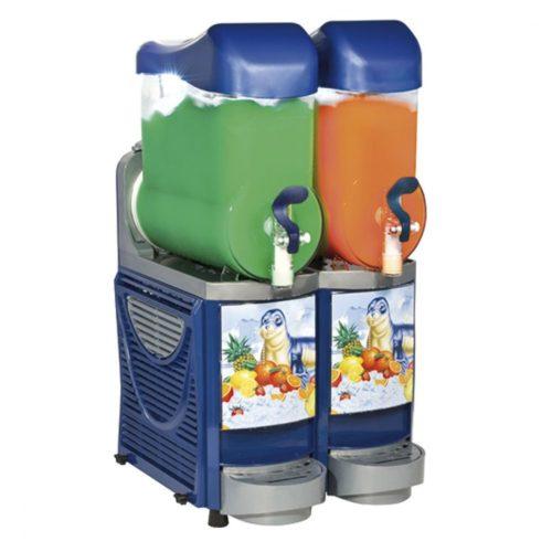 Granitamaschine, 2x 10 Liter - Virtus - Gastroworld-24