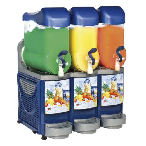 Granitamaschine, 3x 10 Liter - Virtus - Gastroworld-24