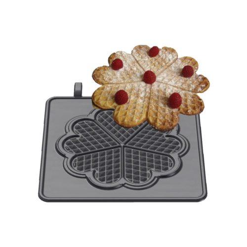 Große Herzwaffel Backplattensatz - Neumärker - Gastroworld-24