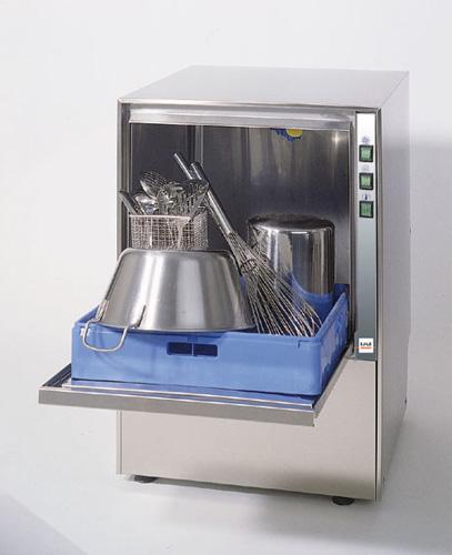 GSM 600E mit eingebautem Entkalker Universalspüler - Produkt - Gastrowold-24 - Ihr Onlineshop für Gastronomiebedarf