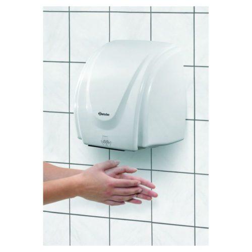 Händetrockner, 2,1kW, Kunststoff - Bartscher - Gastroworld-24