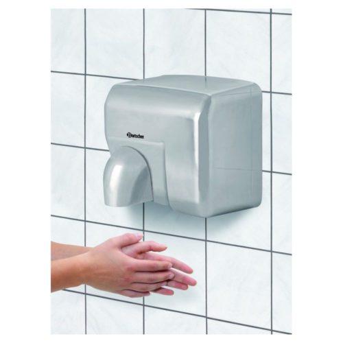 Händetrockner, 2,3kW, CNS - Bartscher - Gastroworld-24