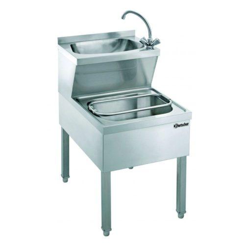 Handwasch-Ausgußbecken - Bartscher - Gastroworld-24