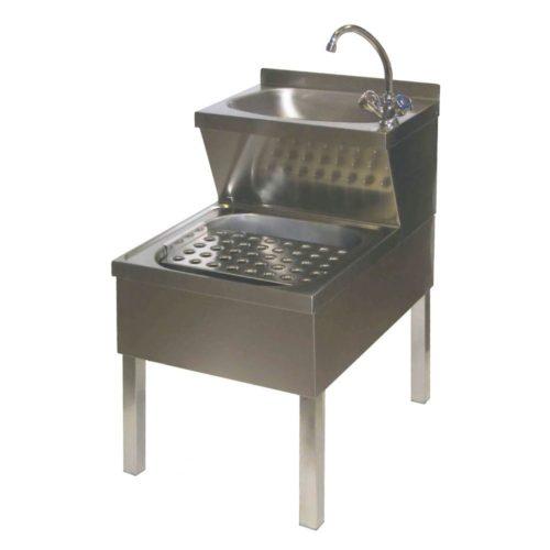 Handwasch-Ausgussbeckenkombination - GGG - Gastroworld-24