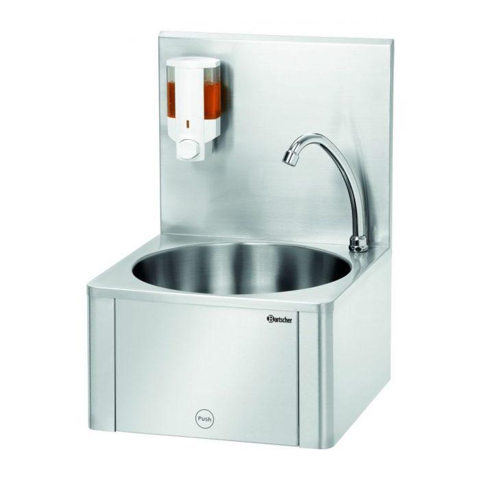 Handwaschbecken W10-KB Plus - Bartscher - Gastroworld-24