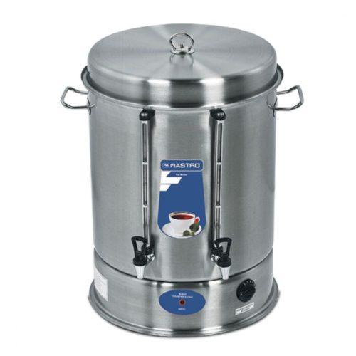 Heiße Getränkedispenser 40 Liter für Türkisch-Tee - Virtus - Gastroworld-24