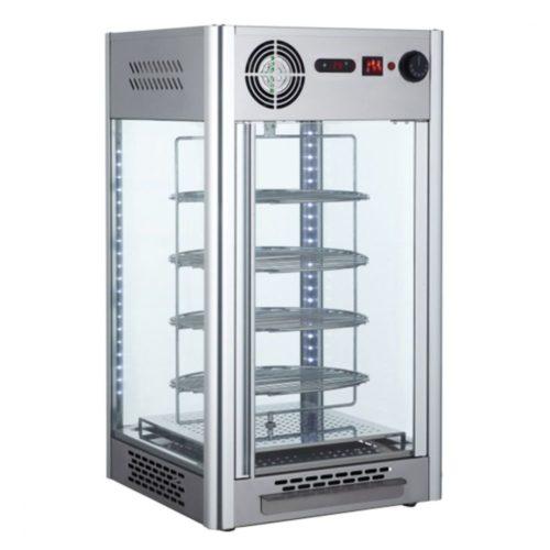 heiße Theke für Pizzen mit 4 Ebenen ø 350 mm, +30°/+90°C - Virtus - Gastroworld-24