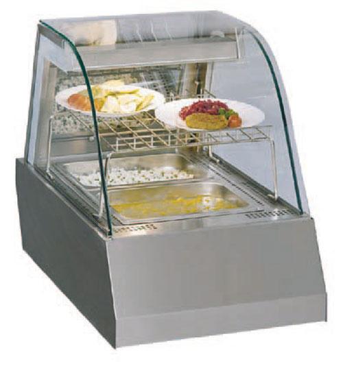 Heiße Theke Vision Hot VH 1 - Produkt - Gastrowold-24 - Ihr Onlineshop für Gastronomiebedarf