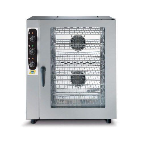 Heißluftofen, 830x640x960 mm, 10 x 1/1 GN - GGG - Gastroworld-24