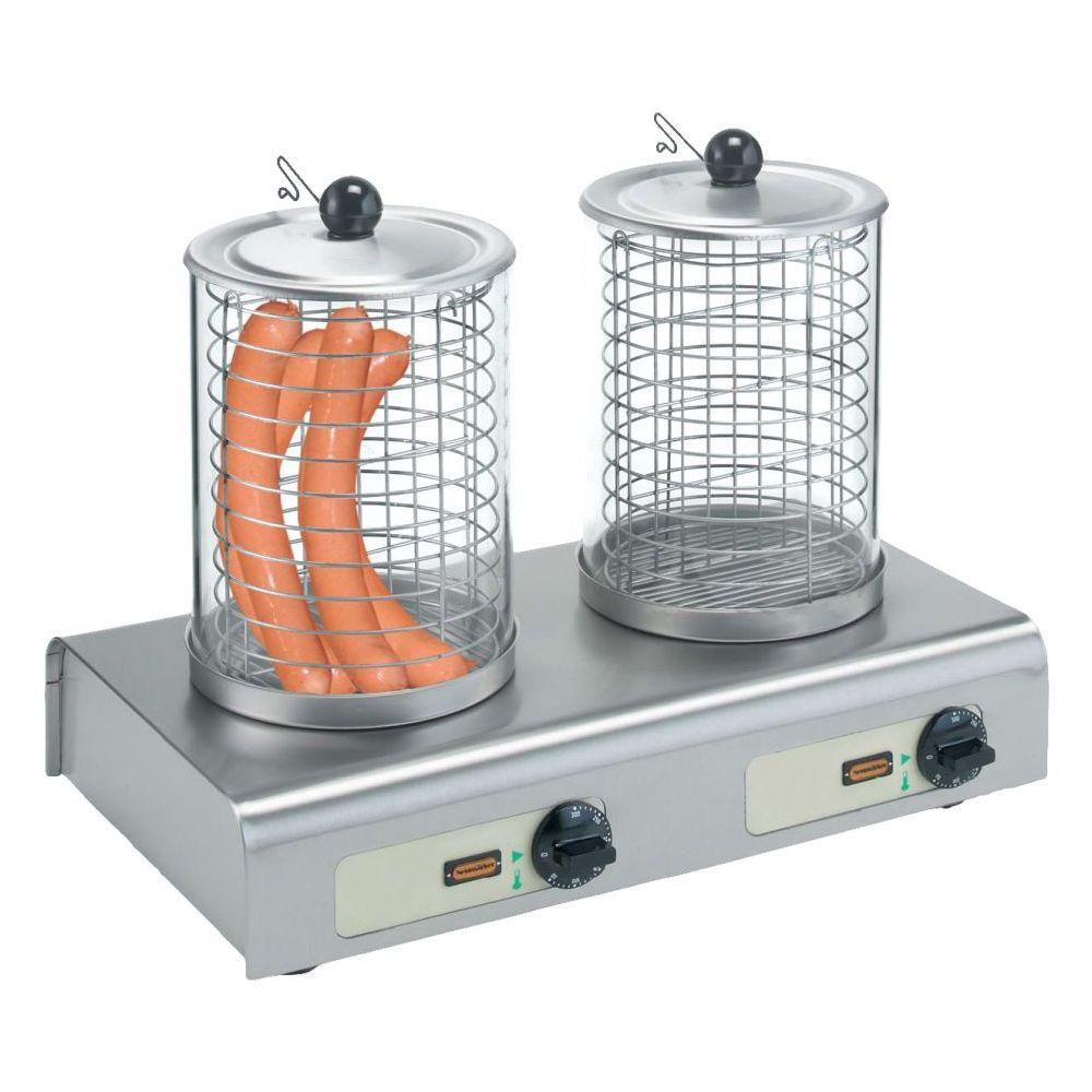 Hot-Dog Doppelgerät - Neumärker - Gastroworld-24
