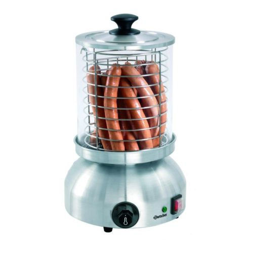 Hot-Dog-Gerät, rund - Bartscher - Gastroworld-24