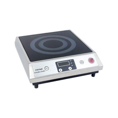 Induktions-Kochfeld 320x340x105 mm, 230 V, 50 Hz, - GGG - Gastroworld-24
