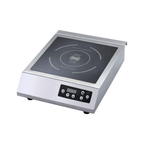 Induktions-Kochfeld, 325x420x105 mm, 230 V, 50 Hz, - GGG - Gastroworld-24