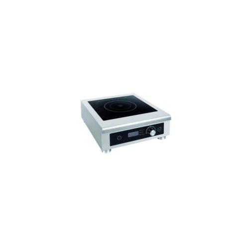 Induktions-Kochfeld, 335x380x120 mm, 230 V, 50 Hz, - GGG - Gastroworld-24